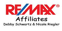 Remax Affiliates - Debby Schwartz & Nicole Riegler